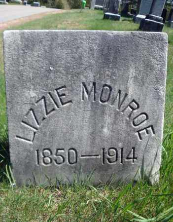 MONROE, LIZZIE - Warren County, New York | LIZZIE MONROE - New York Gravestone Photos