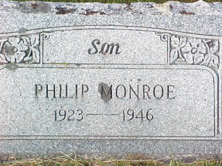 MONROE, PHILIP - Warren County, New York | PHILIP MONROE - New York Gravestone Photos