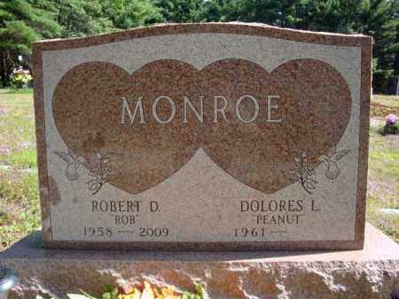 MONROE, ROBERT D - Warren County, New York   ROBERT D MONROE - New York Gravestone Photos