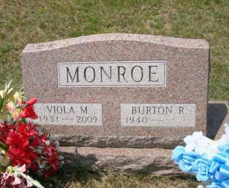 MONROE, VIOLA M - Warren County, New York | VIOLA M MONROE - New York Gravestone Photos