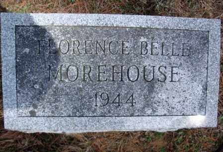 MOREHOUSE, FLORENCE BELLE - Warren County, New York   FLORENCE BELLE MOREHOUSE - New York Gravestone Photos