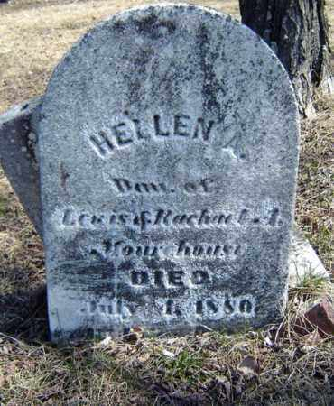 MOREHOUSE, HELLEN - Warren County, New York | HELLEN MOREHOUSE - New York Gravestone Photos