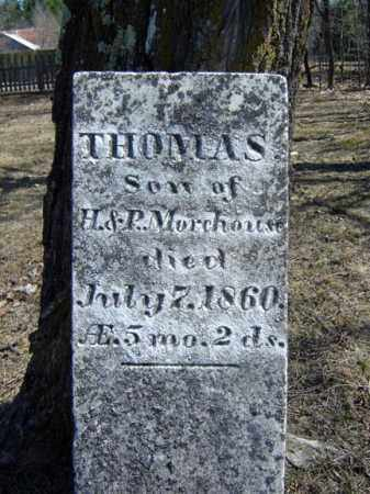 MOREHOUSE, THOMAS - Warren County, New York | THOMAS MOREHOUSE - New York Gravestone Photos