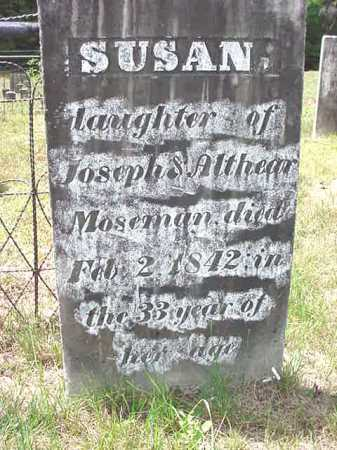 MOSEMAN, SUSAN - Warren County, New York | SUSAN MOSEMAN - New York Gravestone Photos