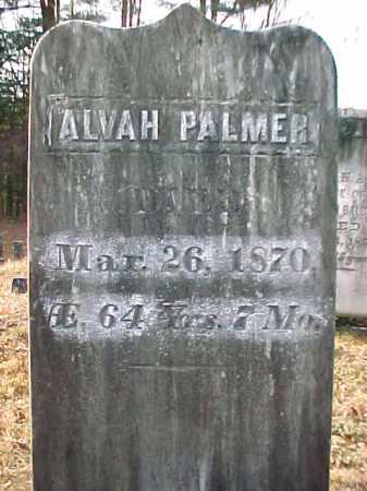 PALMER, ALVAH - Warren County, New York | ALVAH PALMER - New York Gravestone Photos