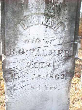 LOCKWOOD PALMER, DEBRAH - Warren County, New York | DEBRAH LOCKWOOD PALMER - New York Gravestone Photos