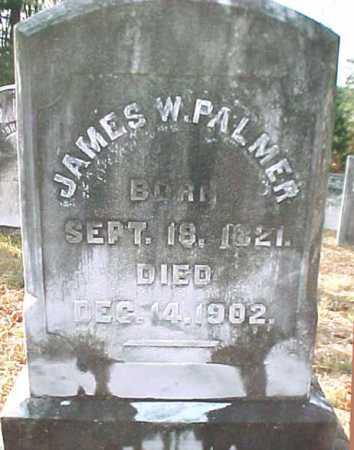 PALMER, JAMES W - Warren County, New York | JAMES W PALMER - New York Gravestone Photos