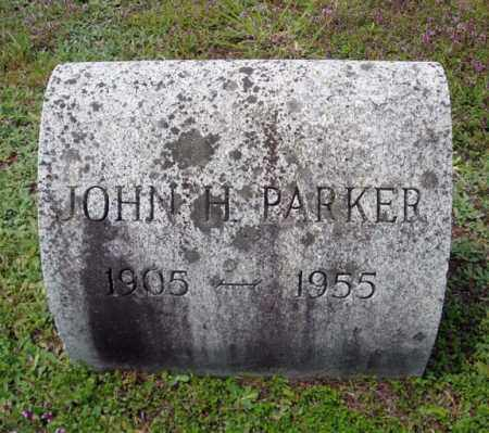 PARKER, JOHN H - Warren County, New York | JOHN H PARKER - New York Gravestone Photos