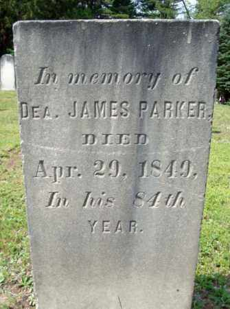 PARKER, JAMES - Warren County, New York | JAMES PARKER - New York Gravestone Photos