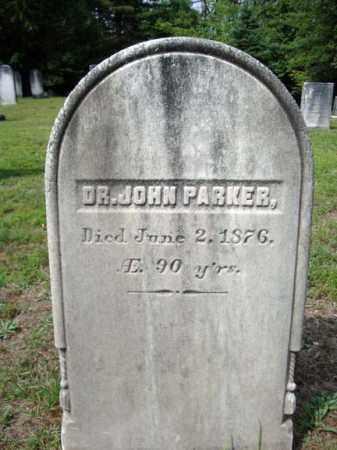 PARKER, JOHN - Warren County, New York | JOHN PARKER - New York Gravestone Photos