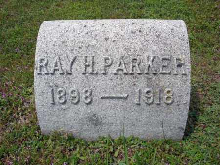 PARKER, RAY H - Warren County, New York | RAY H PARKER - New York Gravestone Photos