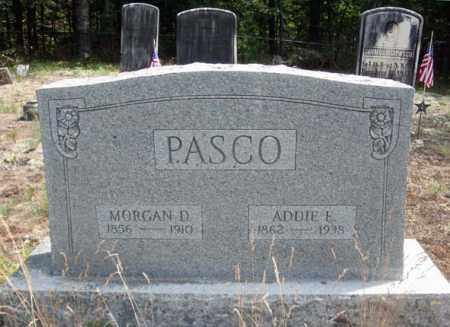 PASCO, MORGAN D - Warren County, New York | MORGAN D PASCO - New York Gravestone Photos