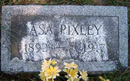 PIXLEY, ASA - Warren County, New York | ASA PIXLEY - New York Gravestone Photos