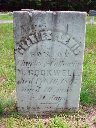 ROCKWELL, CHARLES LEWIS - Warren County, New York | CHARLES LEWIS ROCKWELL - New York Gravestone Photos