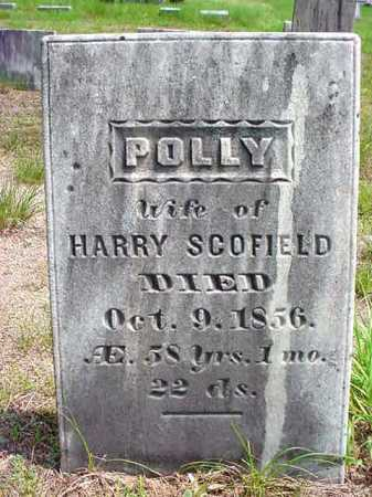 POLLARD, POLLY - Warren County, New York | POLLY POLLARD - New York Gravestone Photos