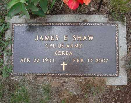SHAW, JAMES E - Warren County, New York | JAMES E SHAW - New York Gravestone Photos