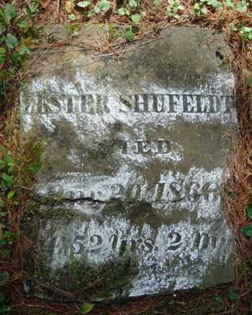 SHUFELDT, LESTER - Warren County, New York | LESTER SHUFELDT - New York Gravestone Photos