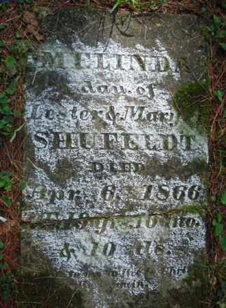 SHUFELDT, MELINDA - Warren County, New York | MELINDA SHUFELDT - New York Gravestone Photos