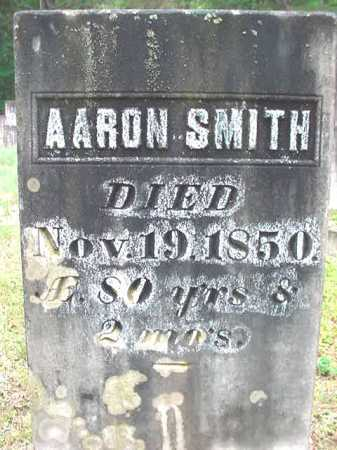 SMITH, AARON - Warren County, New York | AARON SMITH - New York Gravestone Photos