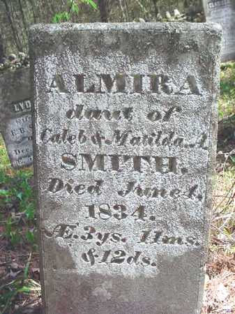 SMITH, ALMIRA - Warren County, New York   ALMIRA SMITH - New York Gravestone Photos
