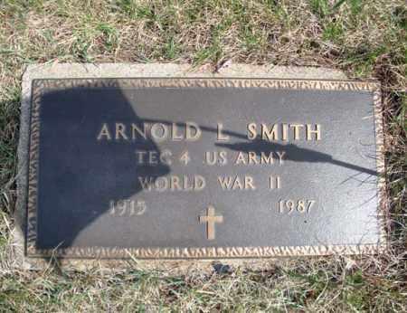 SMITH, ARNOLD L - Warren County, New York | ARNOLD L SMITH - New York Gravestone Photos