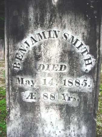 SMITH, BENJAMIN - Warren County, New York | BENJAMIN SMITH - New York Gravestone Photos