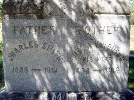 SMITH, JULIA A - Warren County, New York | JULIA A SMITH - New York Gravestone Photos