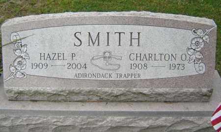 SMITH, CHARLTON O - Warren County, New York | CHARLTON O SMITH - New York Gravestone Photos