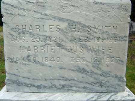 SMITH, CHARLES H - Warren County, New York | CHARLES H SMITH - New York Gravestone Photos