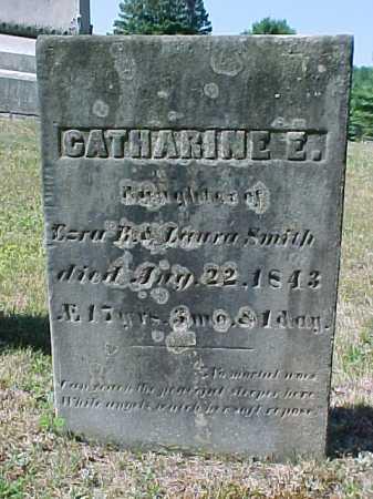 SMITH, CATHARINE E - Warren County, New York | CATHARINE E SMITH - New York Gravestone Photos