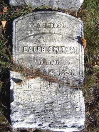 SMITH, CALEB - Warren County, New York   CALEB SMITH - New York Gravestone Photos