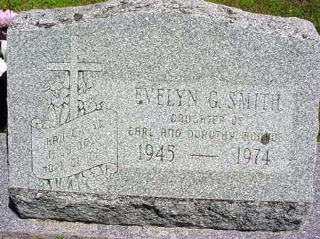 SMITH, EVELYN G - Warren County, New York | EVELYN G SMITH - New York Gravestone Photos