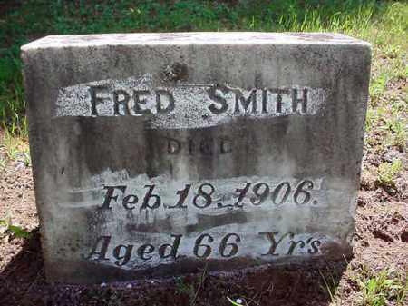 SMITH, FRED - Warren County, New York | FRED SMITH - New York Gravestone Photos