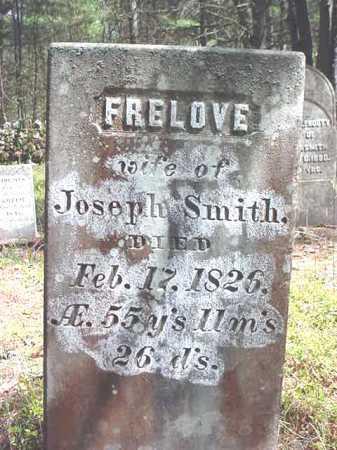 DAWLEY SMITH, FRELOVE - Warren County, New York | FRELOVE DAWLEY SMITH - New York Gravestone Photos