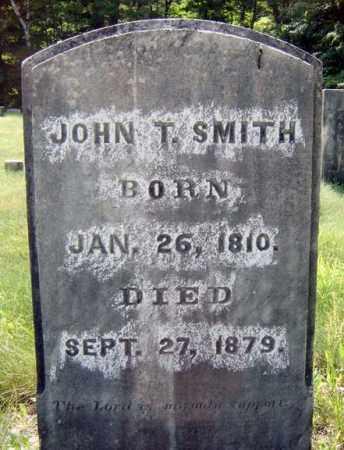 SMITH, JOHN T - Warren County, New York | JOHN T SMITH - New York Gravestone Photos