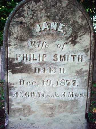 SMITH, JANE - Warren County, New York | JANE SMITH - New York Gravestone Photos