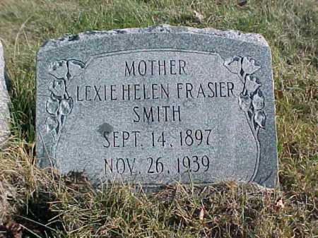 SMITH, LEXIE HELEN - Warren County, New York | LEXIE HELEN SMITH - New York Gravestone Photos