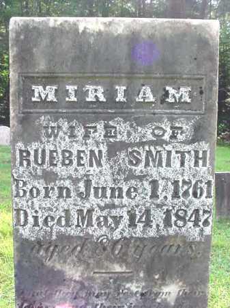 SMITH, MIRIAM - Warren County, New York   MIRIAM SMITH - New York Gravestone Photos