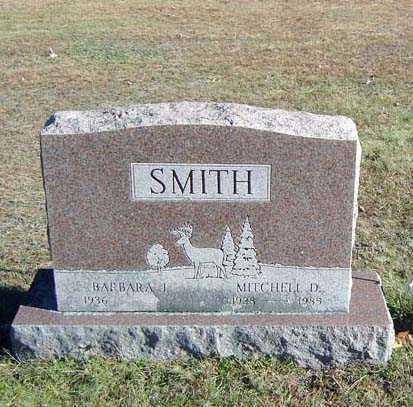 SMITH, MITCHELL D - Warren County, New York | MITCHELL D SMITH - New York Gravestone Photos