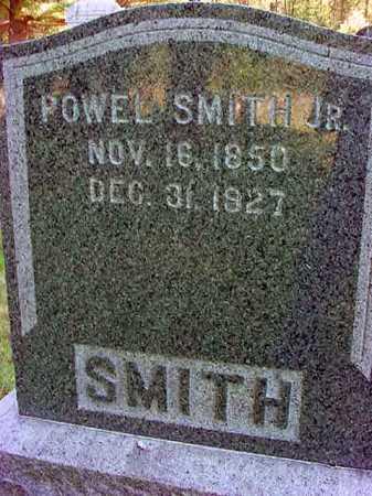 SMITH, RICHARD POWEL, JR - Warren County, New York   RICHARD POWEL, JR SMITH - New York Gravestone Photos