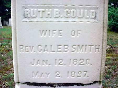 SMITH, RUTH B - Warren County, New York | RUTH B SMITH - New York Gravestone Photos