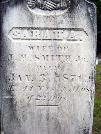 SMITH, SARAH - Warren County, New York | SARAH SMITH - New York Gravestone Photos