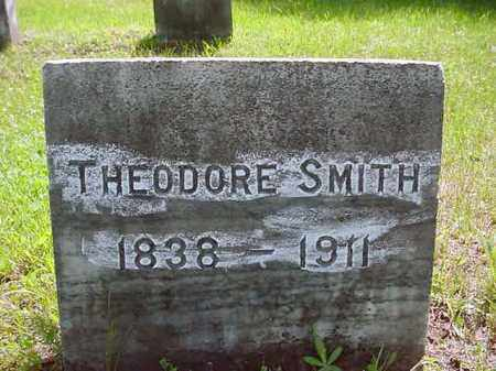 SMITH, THEODORE - Warren County, New York | THEODORE SMITH - New York Gravestone Photos