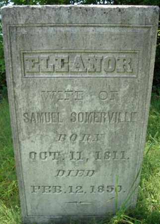 SOMERVILLE, ELEANOR - Warren County, New York | ELEANOR SOMERVILLE - New York Gravestone Photos