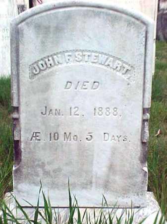 STEWART, JOHN F - Warren County, New York | JOHN F STEWART - New York Gravestone Photos
