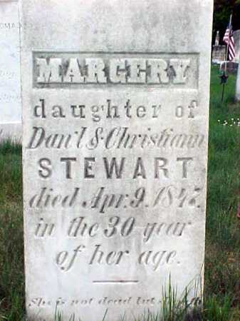 STEWART, MARGERY - Warren County, New York | MARGERY STEWART - New York Gravestone Photos