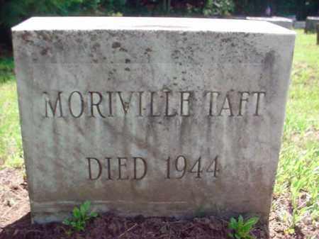 TAFT, MORIVILLE - Warren County, New York   MORIVILLE TAFT - New York Gravestone Photos