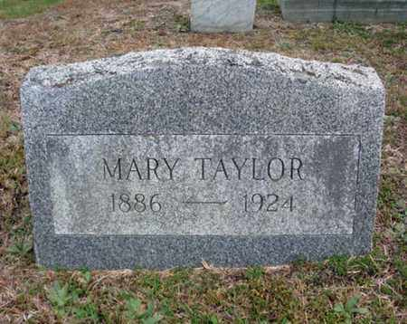 TAYLOR, MARY - Warren County, New York   MARY TAYLOR - New York Gravestone Photos