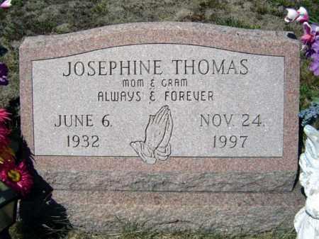 THOMAS, JOSEPHINE - Warren County, New York | JOSEPHINE THOMAS - New York Gravestone Photos
