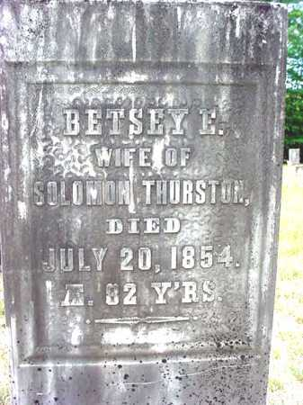 CARPENTER, BETSEY E - Warren County, New York | BETSEY E CARPENTER - New York Gravestone Photos